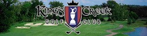 Kings Creek Golf Banner