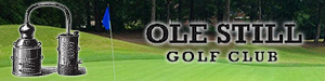 Ole Still Golf Banner